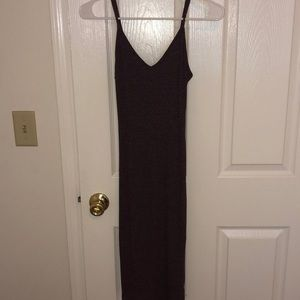 Maroon dress, never worn